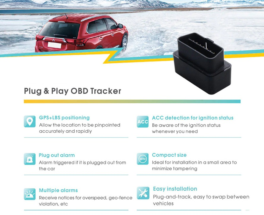 Car-OBD-GPS-Tracker