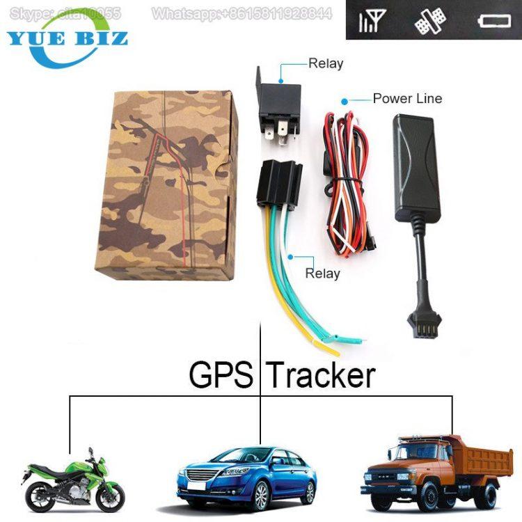 Micro-gps-Tracker