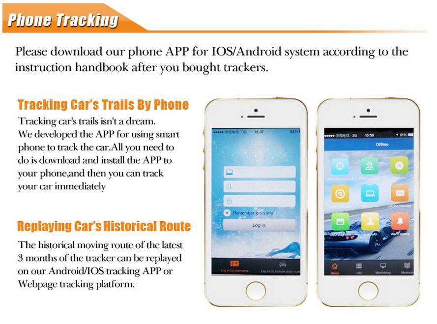 Motor-tracker
