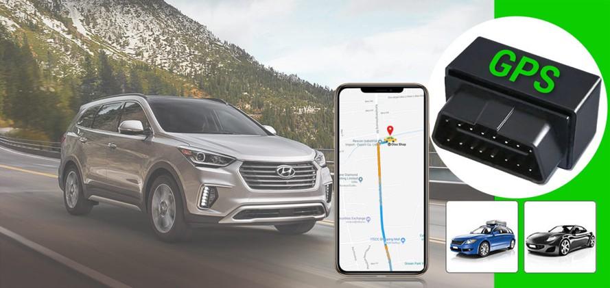 OBD-GPS-Tracker