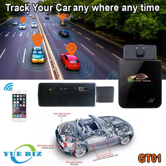 OBD-Tracker-Devices
