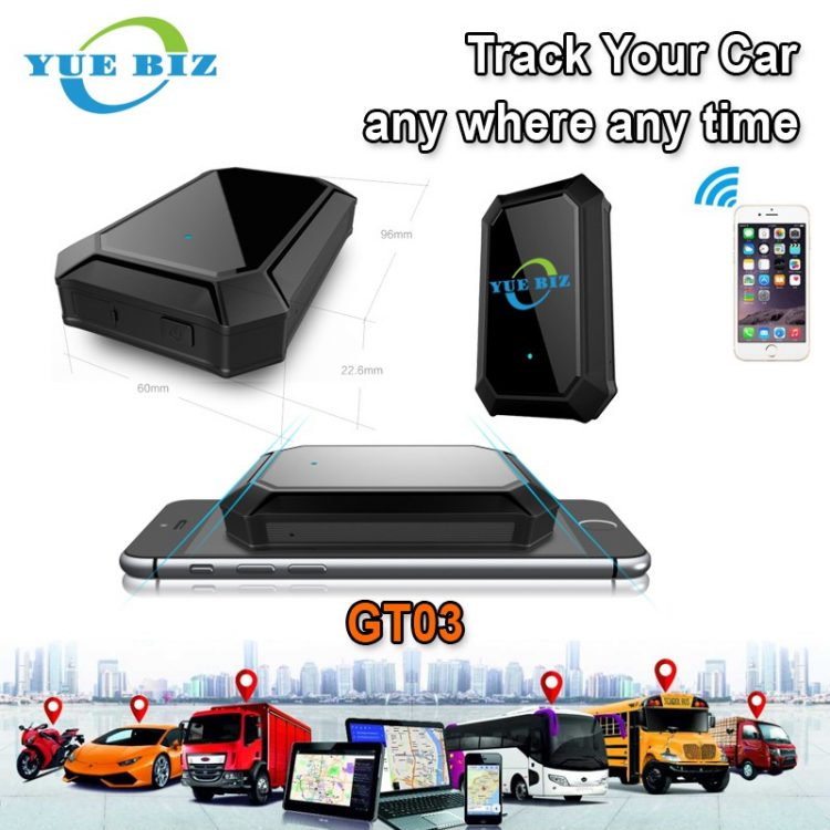 Wireless-gps-tracker