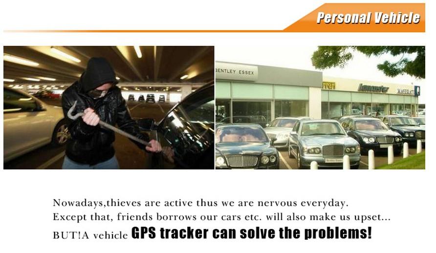 auto-GPS-Tracker