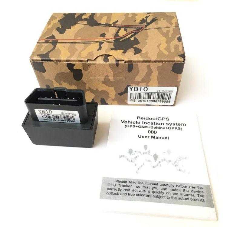 YB10-OBD-GPS-Tracker