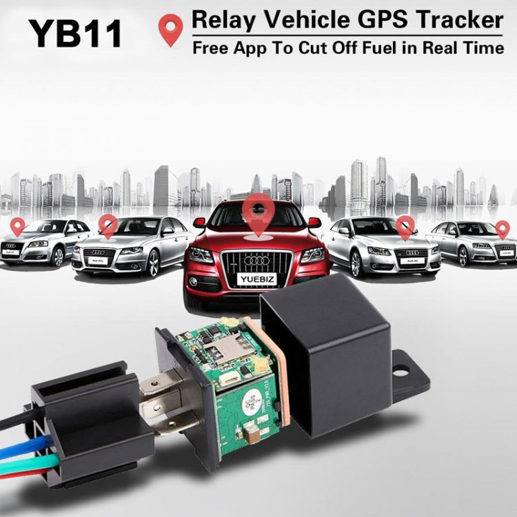 Disguise As Relay GPS tracker