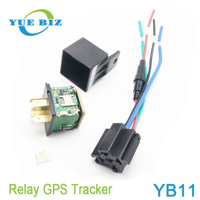 GPS Relay Tracker YB11