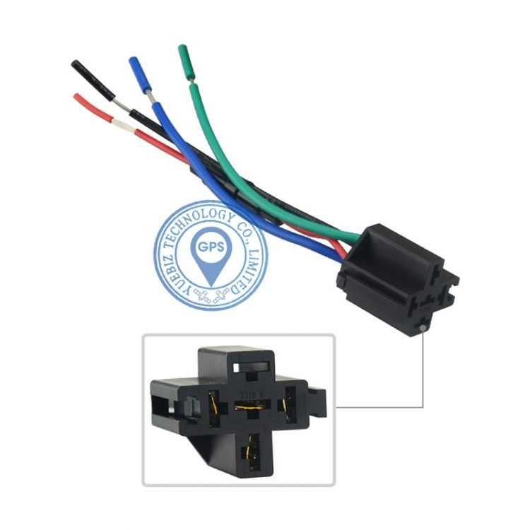 Relay GPS Tracker YB11-A