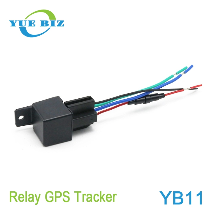 Relay GPS Tracker YB11