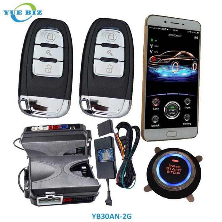 YB30AN-2G gps car alarm