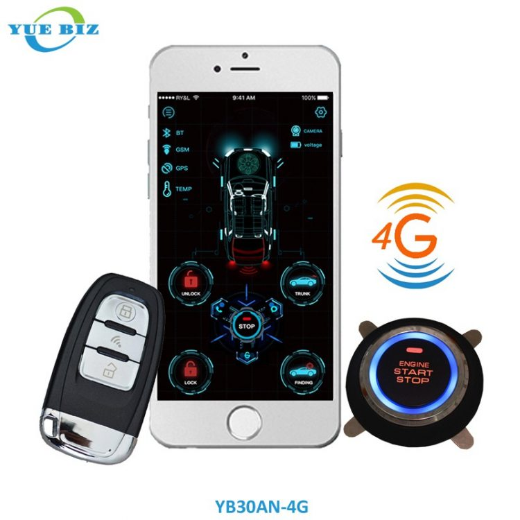 bluetooth car alarm
