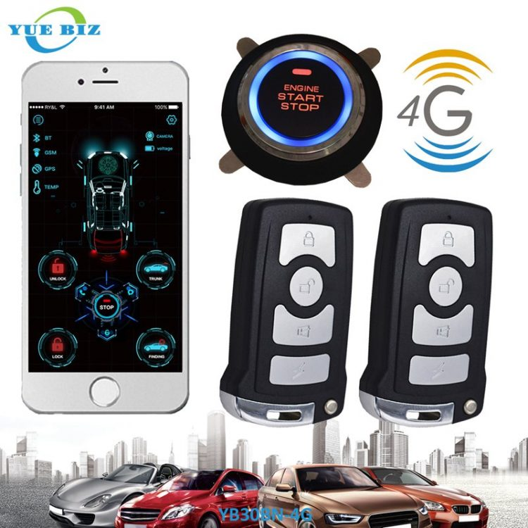 pke car alarm