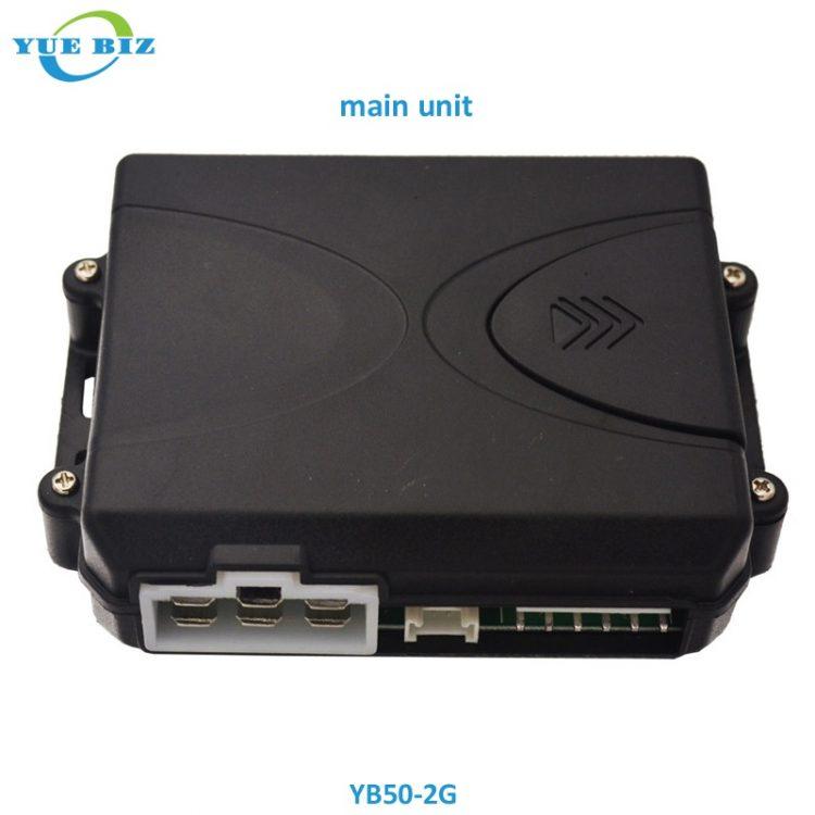 RFID immobilizer