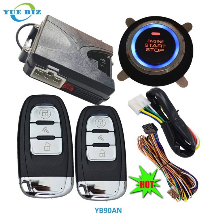Remote keyless entry YB90AN-01