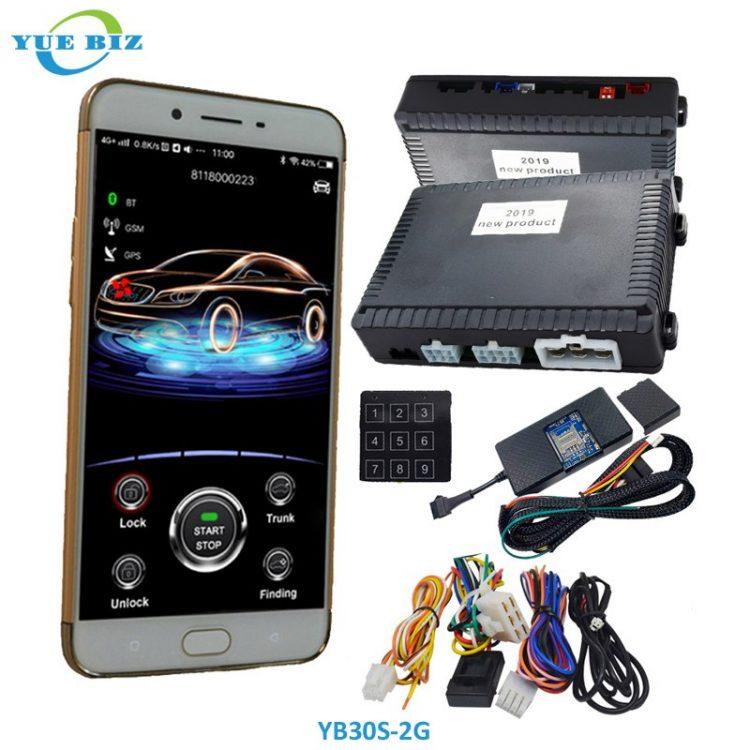 auto alarms YB30S-2G
