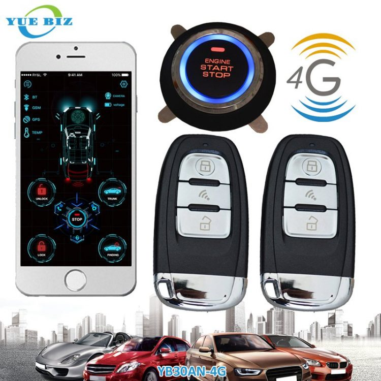 wifi car alarm
