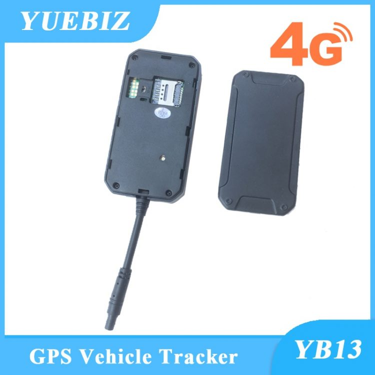 4G Car Tracking