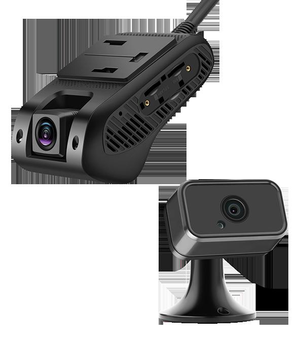 Dual Channel Dash Cam