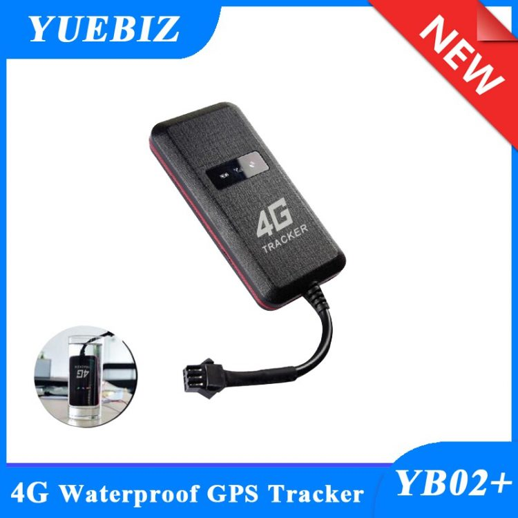 4G car GPS tracker