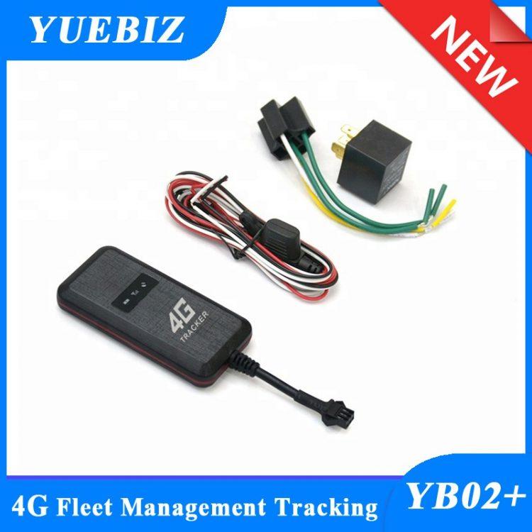 4G car tracker